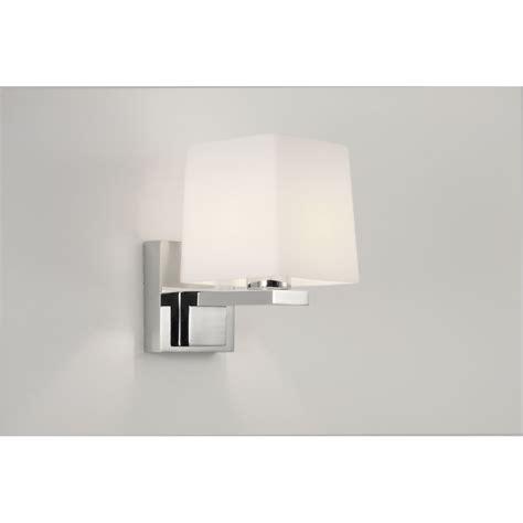 broni square 0777 polished chrome bathroom lighting wall lights