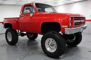 Sell Used 86 K10 Lifted 41 Tires 20 Wheels Built 350 V8
