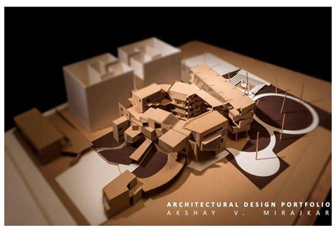 12562 architectural portfolio design for students architecture design portfolio akshay mirajkar by akshay