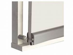 Bas De Porte Automatique : bas de porte avec joint automatique windex anodis ~ Dailycaller-alerts.com Idées de Décoration