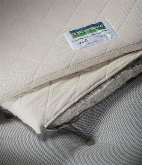 chemical free mattress cottonsafe chemical free mattress topper