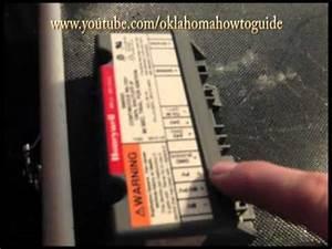 Honeywell S8600c Pilot Control Module