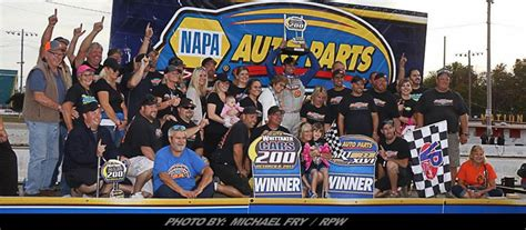 napa auto parts returns  title sponsor   annual