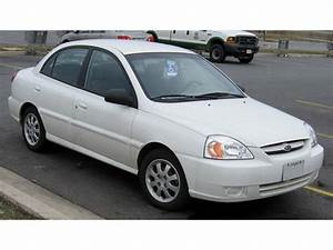 Kia Rio Service Repair Manual 2000
