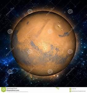 Mars Stock Illustration - Image: 57039798