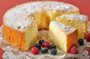 American Sponge Cake Recipe Joyofbaking com *Video Recipe*