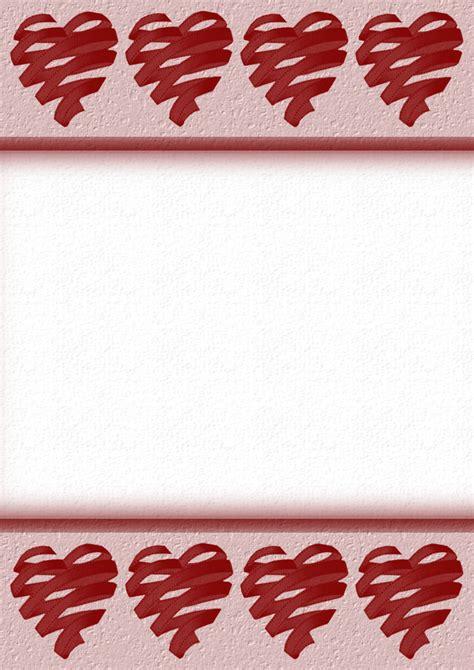valentines day holiday stationery pg