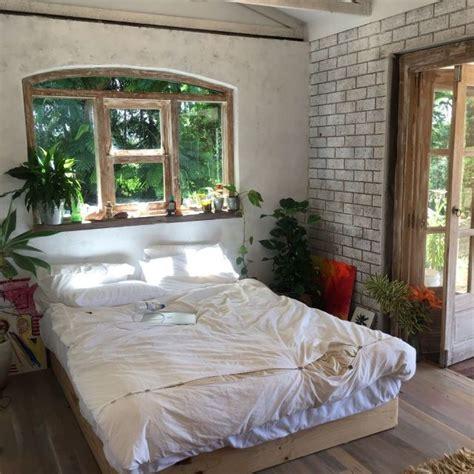 earthy bedroom ideas  pinterest