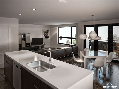 cuisine et salon salon cuisine cuisine en image