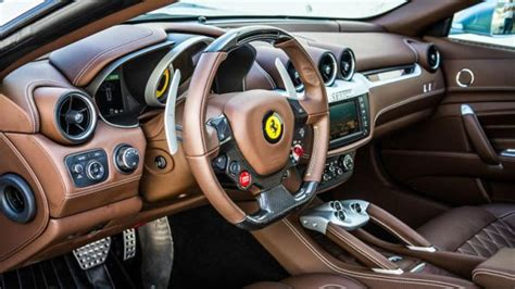 Ferrari's standards of fit and finish continue to improve, but the f12's cabin could be slightly richer and more distinctive. 2016 Ferrari FF Coupe Review, Price, Release Date