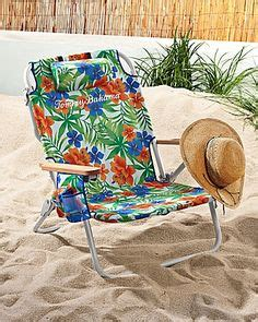 tommy bahama tommy bahama deluxe folding stadium chair