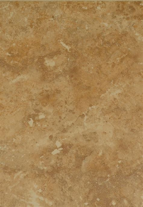 "Heathland Amber Gold 12"" X 12"" Ceramic Floor Tile"