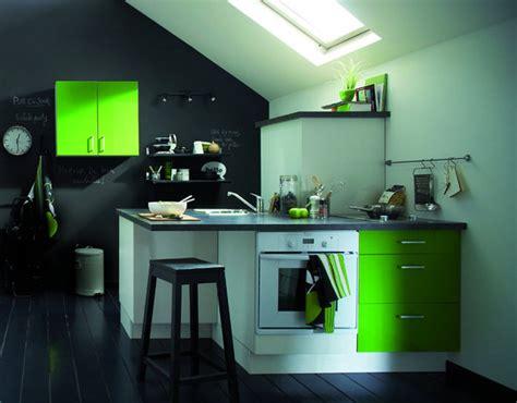 cuisine vert pomme photo decoration cuisine mur vert pomme 9 jpg