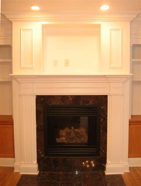 Build Fireplace Mantel Aifaresidencycom
