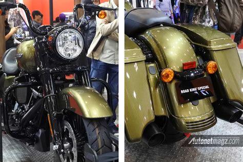 Gambar Motor Harley Davidson Road King Special by Harley Davidson Road King Special Di Giias 2017