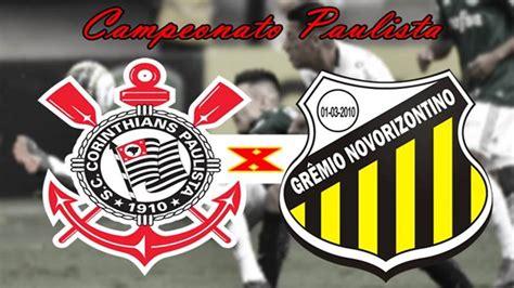 'vai chegar com muita energia'. Jogo do Corinthians e Novorizontino ao vivo: onde assistir neste domingo