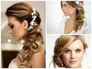 Coiffure Femme Pour Mariage : quelles coiffures choisir pour un mariage beaute mode tendances ~ Dode.kayakingforconservation.com Idées de Décoration