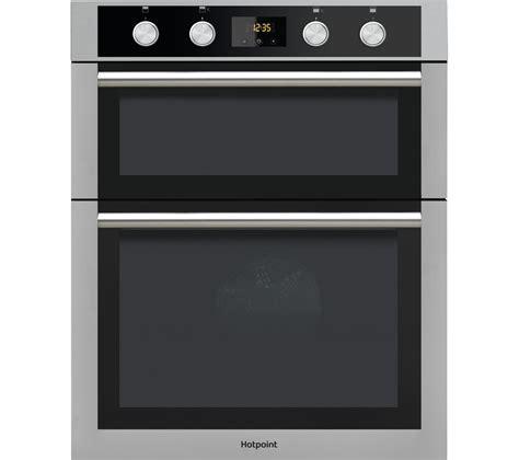 Buy HOTPOINT Class 4 DU4841JCIX Electric Double Oven