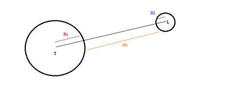 distance terre lune exercice de sciences physiques de