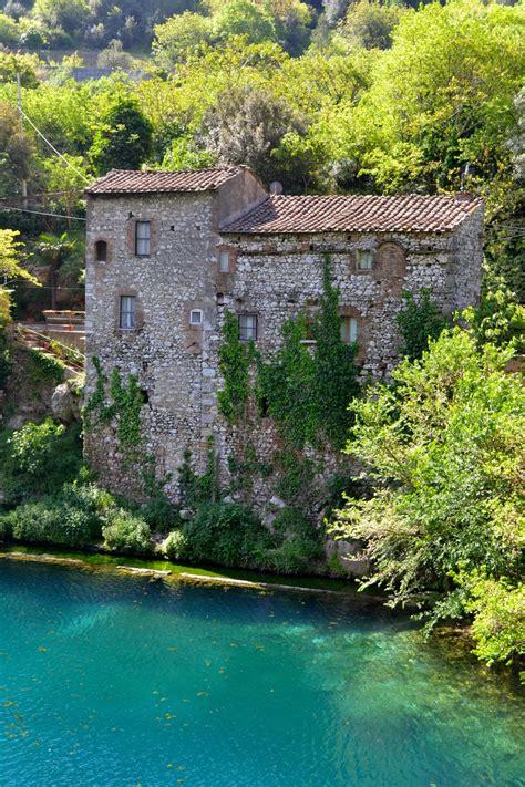 Stifone Province Of Terni Umbria Region Italy Widok