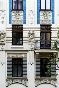 Art Nouveau Architecture : riga latvia art nouveau architecture ~ Melissatoandfro.com Idées de Décoration