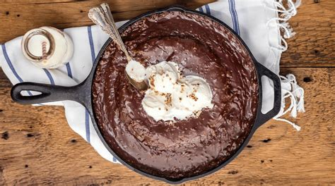 iron skillet desserts make these 15 skillet desserts because cast iron is the best bakeware