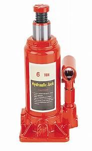 China Hydraulic Bottle Jack 6 Ton