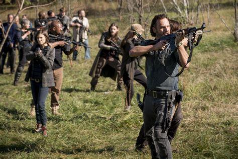 'the Walking Dead' Season 8 Finale Spoilers Tease Captured