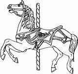 Carousel Coloring Horse Pages Strong War Trojan Sheet Horses Printable Drawing Getcolorings Armored Paper Utilising Hippocampus Button Directly Grab Welcome sketch template