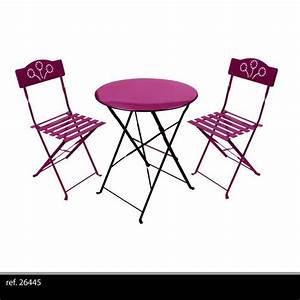 Stunning Table De Jardin Metal Retro Gallery Awesome Interior Home ...