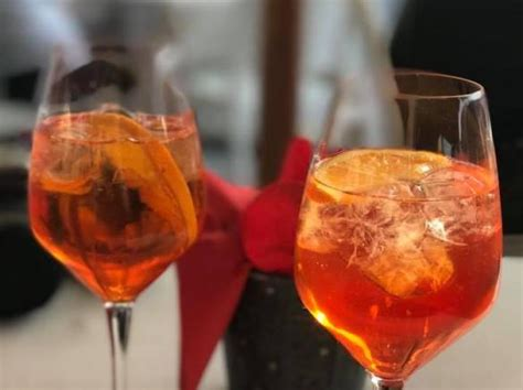 Aperol Spritz By Katie Cooks. A Thermomix ® Recipe In The