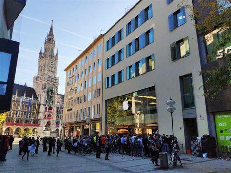 Store München by Verkaufsstart Iphone Xs Weniger Andrang Als Letztes