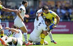 Clermont mate Toulouse - Top 14 - Rugby