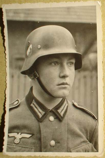 German Soldier Young Soldiers Scopata Lieber Mein