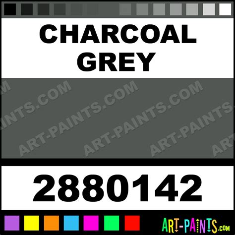 charcoal gray color code