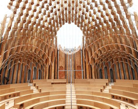light of life the light of life chapel in korea is a luminous haven