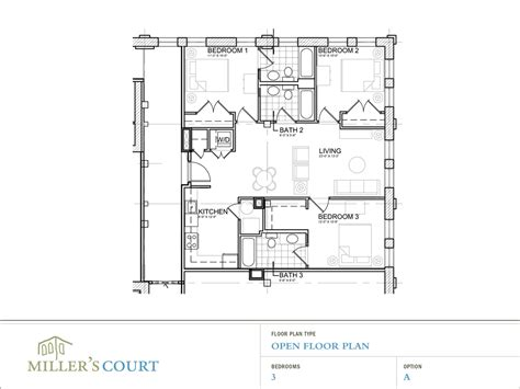 open floor plan pictures floor plans