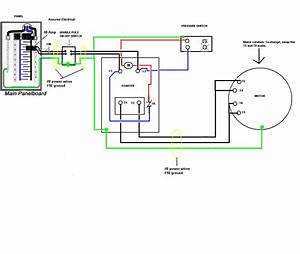 Wiring Diagram Of Dol Motor Starter
