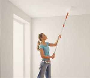 Decke Verkleiden Möglichkeiten : decke und wand streichen so wird 39 s gleichm ig wei ~ Michelbontemps.com Haus und Dekorationen