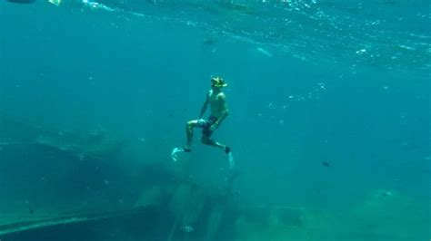 Private Catamaran In Aruba by Snorkeling The Antilla Wreck With Captain Rene