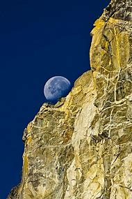 Yosemite National Park Moon