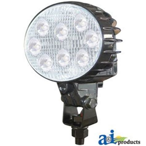 a i products work l led oval flood parts
