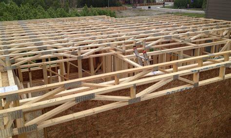 floor trusses truss company