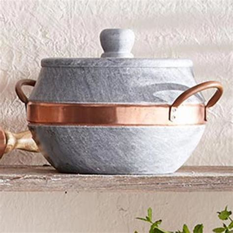 brazilian soapstone cookware collection signature rock collection collections vivaterra