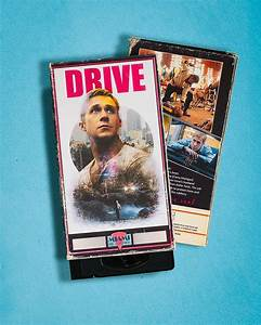 Modern Movie Releases Get A Vhs Makeover