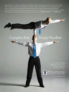 Philadelphia Insurance Companies Advertising