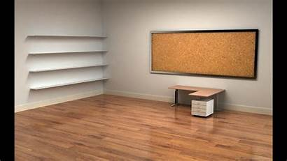 Desktop 3d Create Empty Shelves Any Without