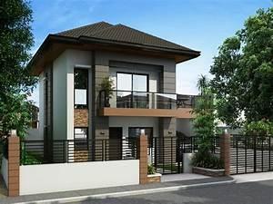 Proiect de casa cu etaj pe un teren ingust