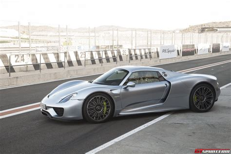 Spyder Price gtspirit 2014 porsche 918 spyder liquid chrome blue 0011