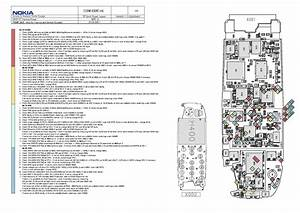 Nokia 6210 Quick Repair Layout Service Manual Download